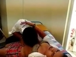 Indian 1st time college girl romance
